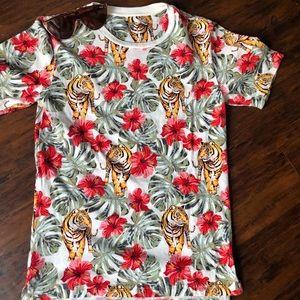 Jungle Print T-Shirt - No Boundaries